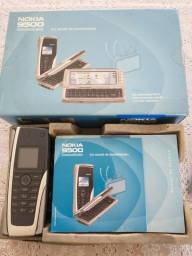 Telefone Nokia 9500 communicator