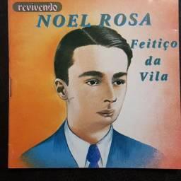Não perca! CD Noel Rosa, selo Revivendo