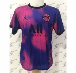 Camiseta do Paris Saint Germain Lançamento Modelo 2021 PSG