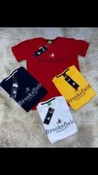 Camisas de ótima qualidade