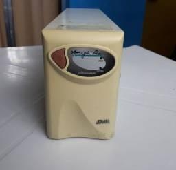 Nobreak Sms Manager One 600va C/ Bateria Bivolt