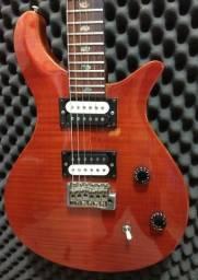Guitarra STAGG (PRS) - Parcelo12x ou Troco-
