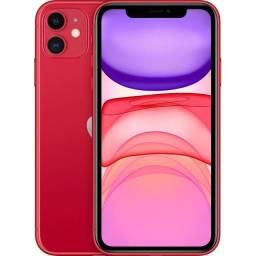 IPhone 11 64gb Red Novo Nota Fiscal (leia a descrição)
