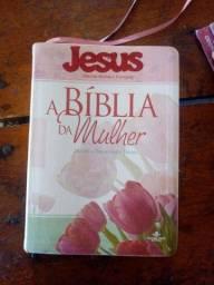 Bíblia da mulher. Anápolis zape *