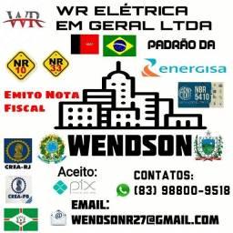 WR Elétrica Em Geral Ltda