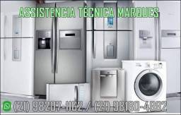 Máquina de lavar e secar, Geladeira e Lava louça
