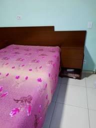 Cabeceira casal ( ajustável a cama maiores )