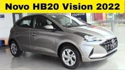 HYUNDAI HB20 2021/2022 1.0 12V FLEX VISION MANUAL