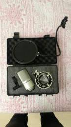 Microfone condensador MXL 990 (Marshall)