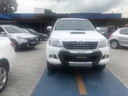 Hilux Srv CD 4x4 2.7 Diesel  2013 Semi Nova