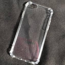 Capinha de silicone anti-impacto iPhone 7/8 Plus