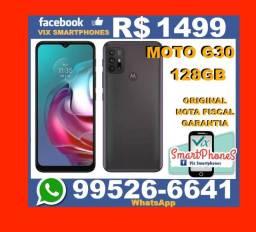*T*O*P* Motorola Moto G30 128GB caixa_lacrada nota_fiscal_garantia */// 9993cnulz+*+*