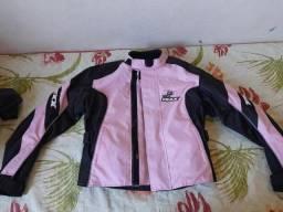 Jaqueta motoqueira