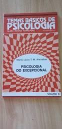 Livro: Psicologia do Excepcional. Maria Lúcia T. M. Amiralian. EPU, 1986. 76 p.