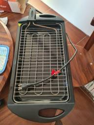 Churrasqueira elétrica Fischer Grill Semi Nova 110w