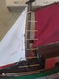 Barco artesanal