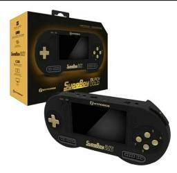 Console supaboy gold black novo