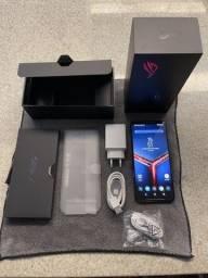 Smartphone Asus ROG Phone 2 - 128gb/8gb - Impecável e com Garantia