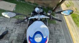 Moto esportiva BMW