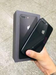 iPhone 8 Plus preto na caixa >> venha pra loja hoje