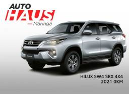 Título do anúncio: Toyota HILUX SW4 2.8 SRX 4X4