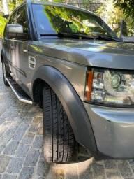 Título do anúncio: Land Rover Discovery 4S TDV6 Blindado