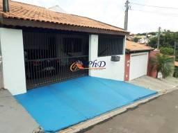 Casa para venda em Jardim Pacaembu Ii de 116.00m² com 3 Quartos, 1 Suite e 2 Garagens