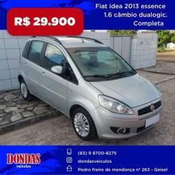 Fiat idea 2013 motor 1.6 emplacada 2021
