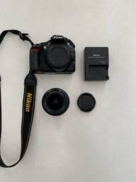 Nikon D3100 (IMPERDÍVEL)