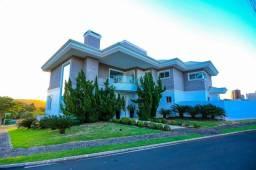 Título do anúncio: Sobrado com 5 suítes à venda, 950 m² por R$ 5.800.000 - Condomínio Residencial Porto Mader