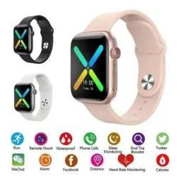 Smartwatch x8 serie Iwo relógio inteligente versão atualizada
