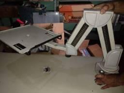 braços articulados para monitores impressoras ou outro que queira mobilizar