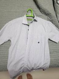 Camisa Polo Brooksfield Tamanho M