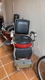 cadeira de barbeiro ferrante.