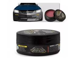 Revitalizador de Plásticos Batom Black 118g Hidrata & Protege