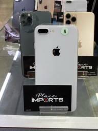 LOJA  FÍSICA, IPhone 8 Plus 256gb,  aceitamos cartões