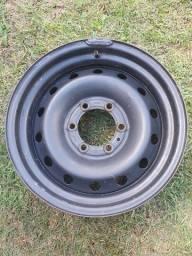 Rodas de ferro Aro 16 L200 original