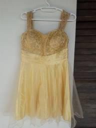 Vestido de festa (jovem)