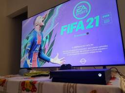 TROCO Xbox One X  de 1TB em PS4 completo