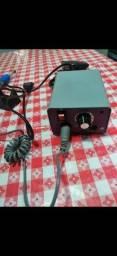 Lixadeira elétrica para alongamento de unha