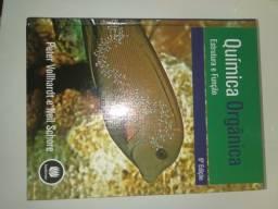 Livro Química Orgânica - Vollhardt e Schore