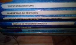 Coleção De 17 Livros De Tecnologia Em Marketing.