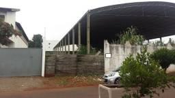 Terreno com Barracão inacabada em Zoneamento Industrial ZI 3 Londrina PR