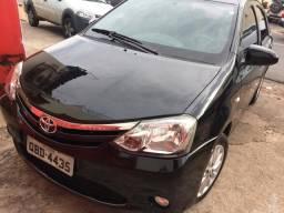 Toyota etios 1.5 xls 2014/14 particular - 2014