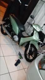 Honda Biz 125 c/Partida - 2011