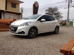 Peugeot 208 1.6 novo 30mil km - 2015