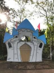 Castelo decorativo
