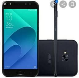 Smartphone Asus Zenfone 4 Selfie Pro 32gb 3gb Câmera 16mp + 12mp Tela 5.5''