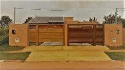 3 Quartos Linda Casa Jardim Anache