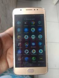 Vendo moto E4 Gold 4g 16g dual chip Android